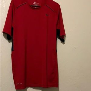 Men's Medium Nike DRI-FIT Shirt